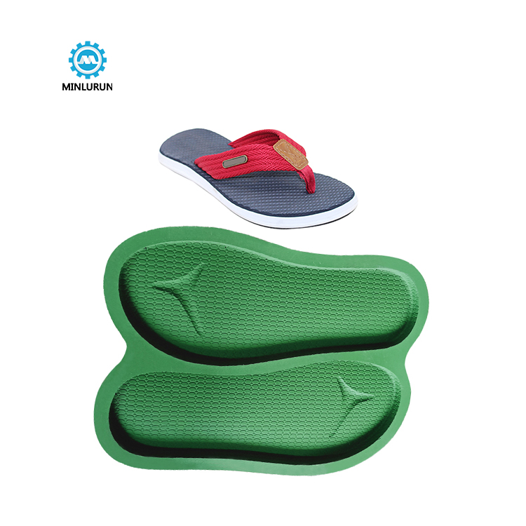 Slipper Embossing Insole Mold Aluminium Mould Soles For Shoes Summer