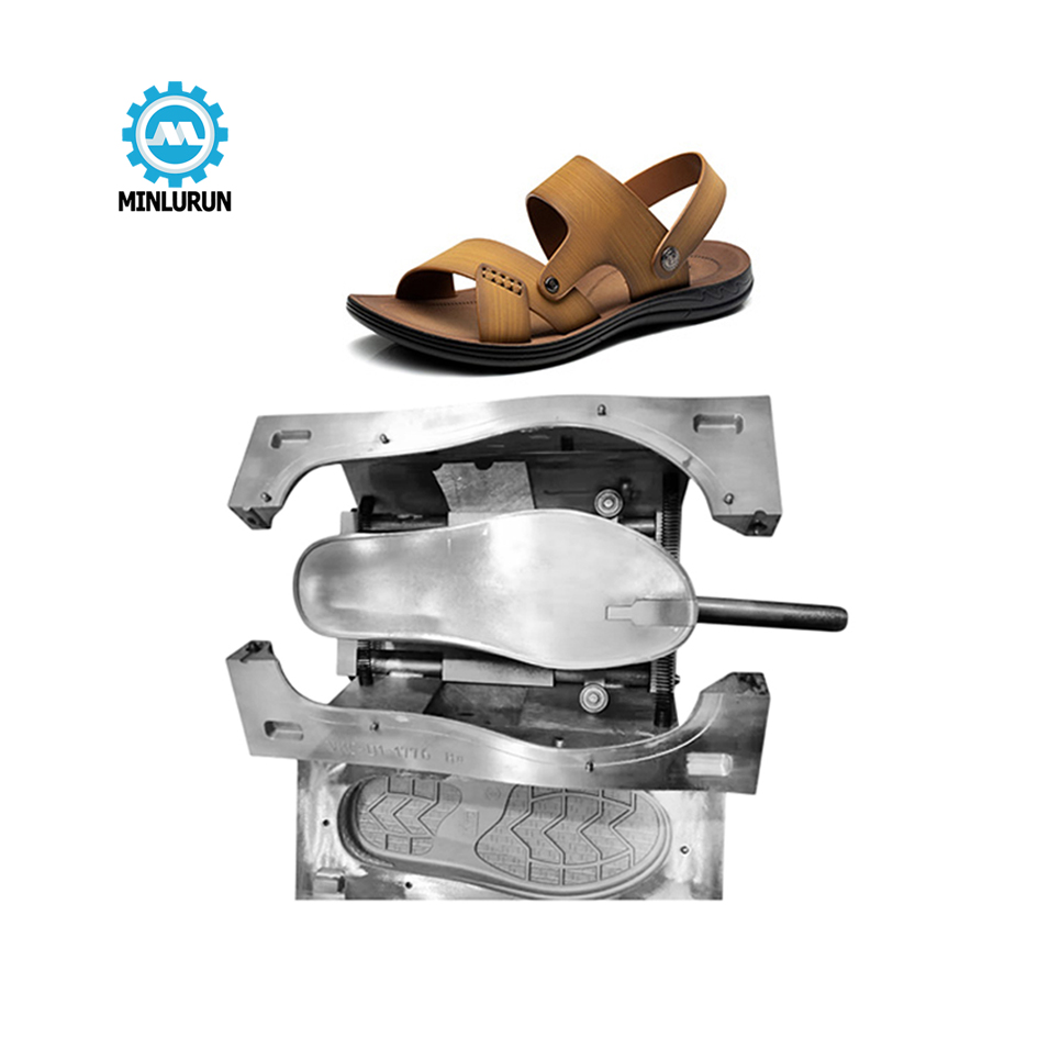 Sandal Shoes Mold Pu Outsole Die Without Thong Toe Mould