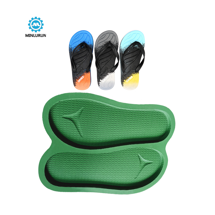 Slipper Embossing Insole Mold China Outsole For Summer Shoes
