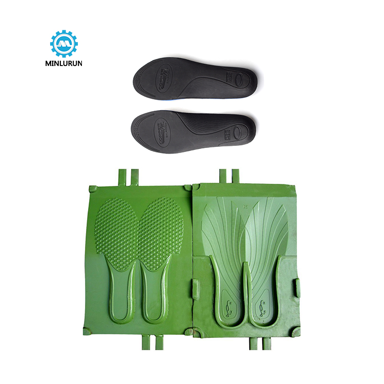 Eva Sheet Insole Mould Custom Fit Orthotic Cushioning Molded Performance Shoes Mold Die For Footwear