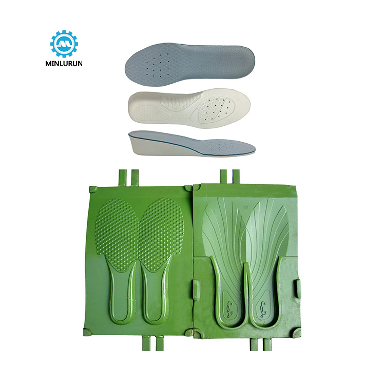 Eva Sheet Insole Mould High Quality Breathable Pain Relief Comfortable Custom Molded Foam Relax Shoes Mold Die For Footwear
