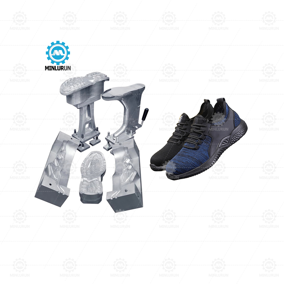 New Design Pu Dip Footwear Mold 2020 Style Safty Shoes Mould With High Quality