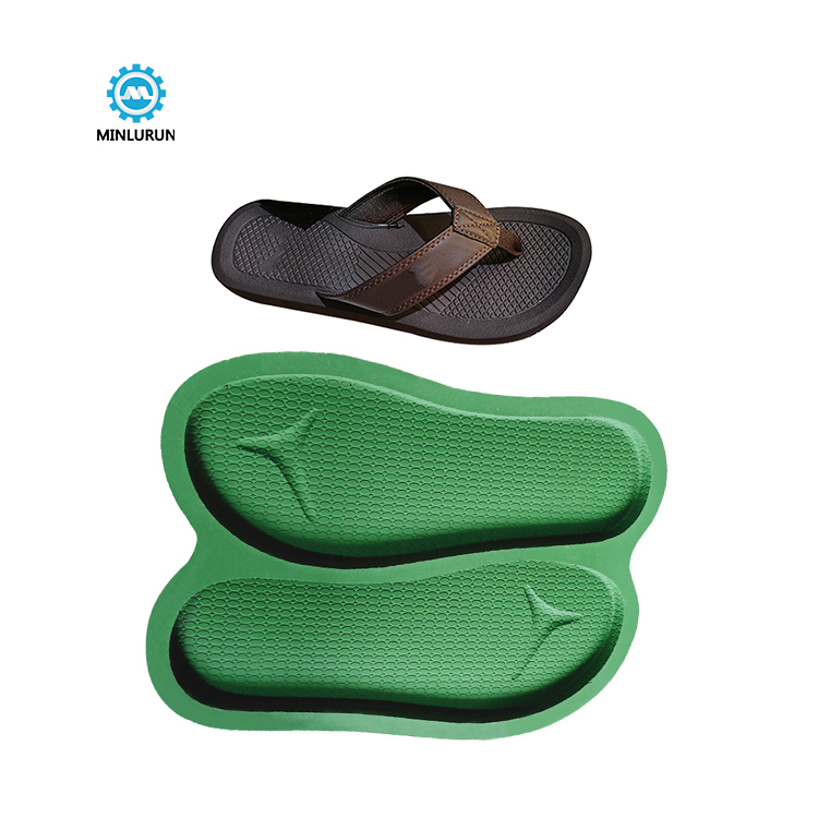 Slipper Embossing Insole Mold Aluminum Shoe Sole For Summer Shoes