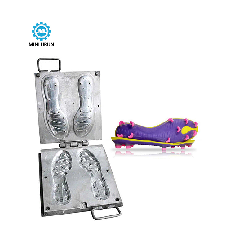 Newest Design Tpu Injection Mold  For Anti Slip Sport Shoe Outsole For Football Training