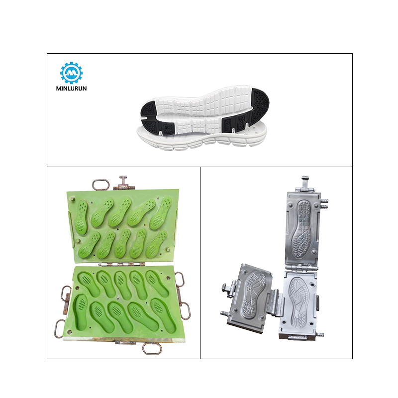 New Design Chinese Eva Tpr Shoe Sole Mold Maker Making Casual Shoes For Dip Safety Of Men