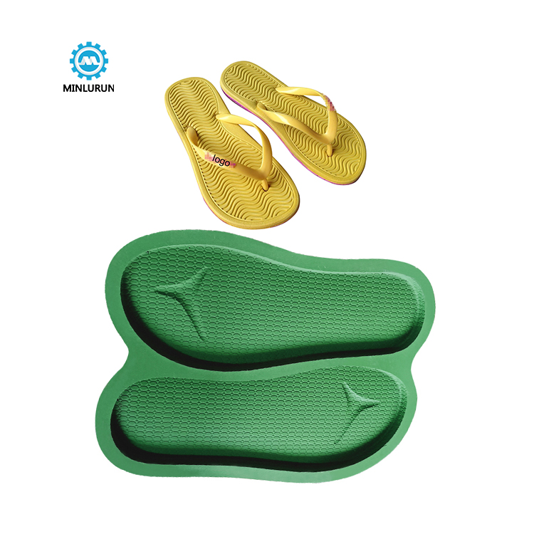 Slipper Embossing Insole Mold 1 Color  Mould For Sole Summer Shoes