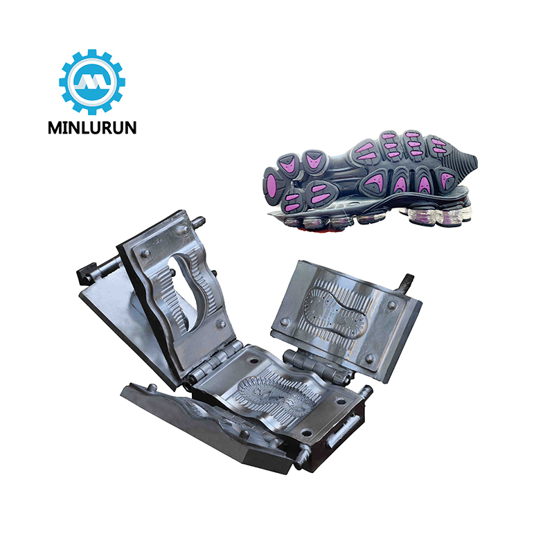 China Manufacturer Making Tpr Steel Injection Mould For Make Low Price Sport Shoe Sole