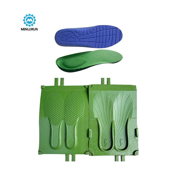 Eva Sheet Insole Mould Custom Carbon Fiber Heat Moldable 3D Etpu Shoes Mold Die For Footwear
