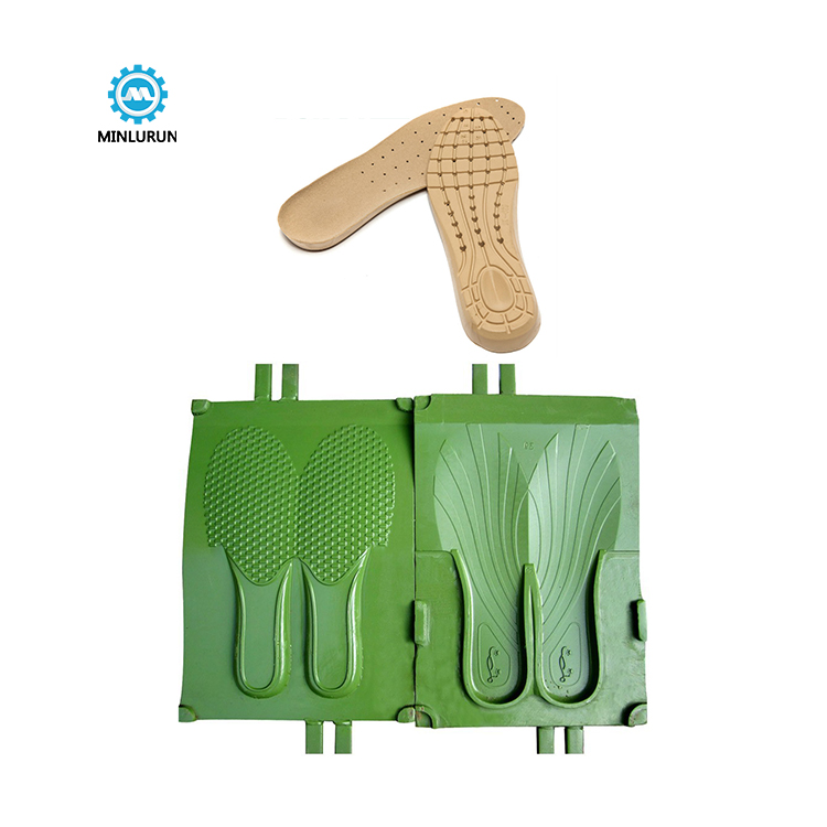 Eva Sheet Insole Mould Top Level Embossing Shoes Mold Die For Footwear