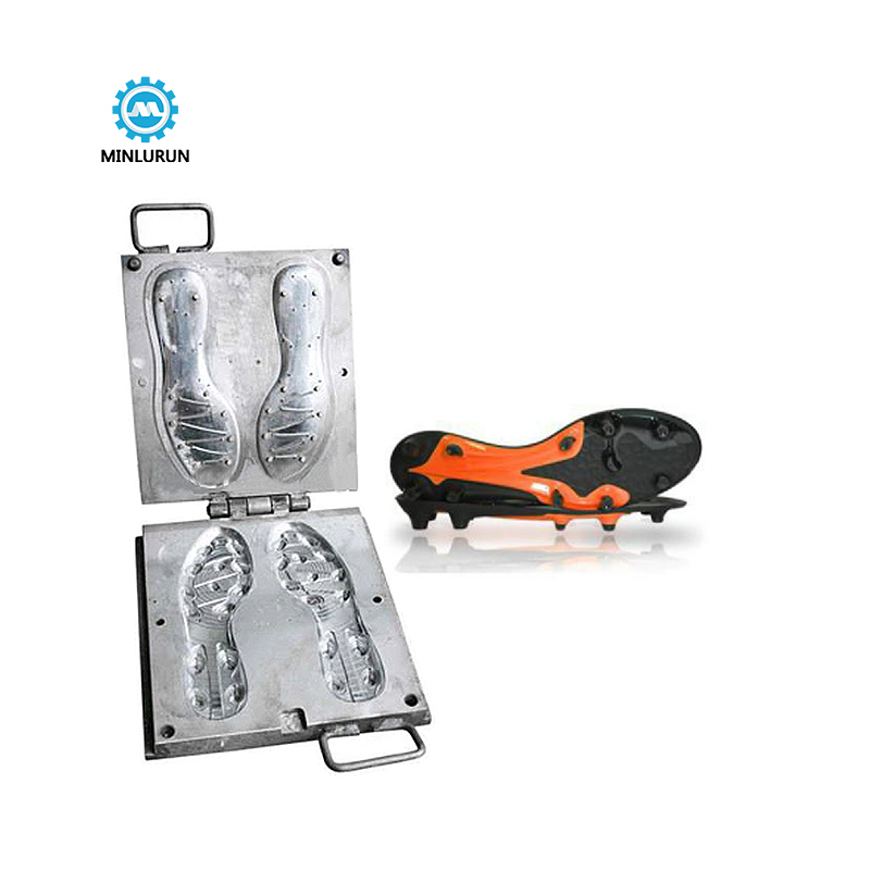 Tpu Injection Mold  For Direct Sale  Anti Slip Sport Shoe Outsole For Football