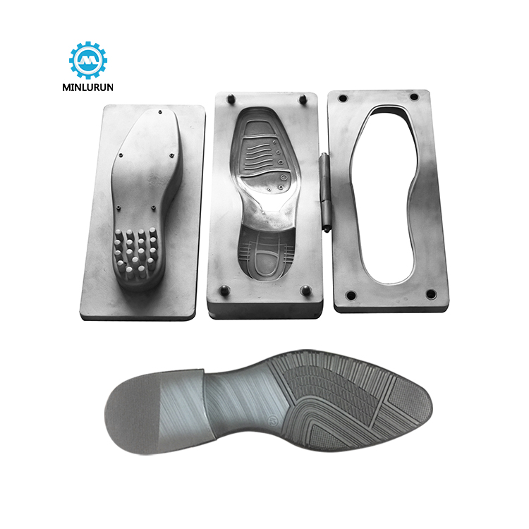 Factory Supply Shoe Sole Mould - Pu Sole Mold Work For Italian Machine High Quality Mould Shoe Gent Shoes Outsole – Yingrun