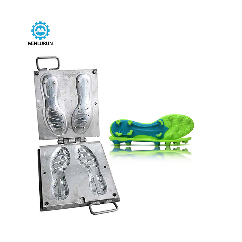 Tpu Injection Mold For Making Hot Sale Anti Slip Sport Shoe Outsole  For Football Sport