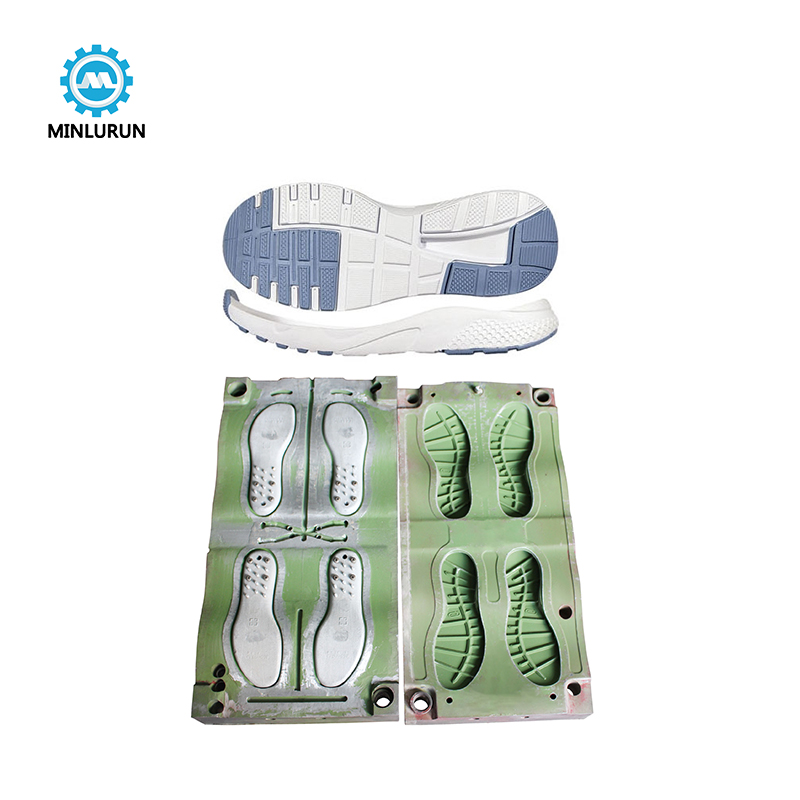 Yingrun Durable Shoe Sole Injection Mold EVA Outsole Mould Factory In China