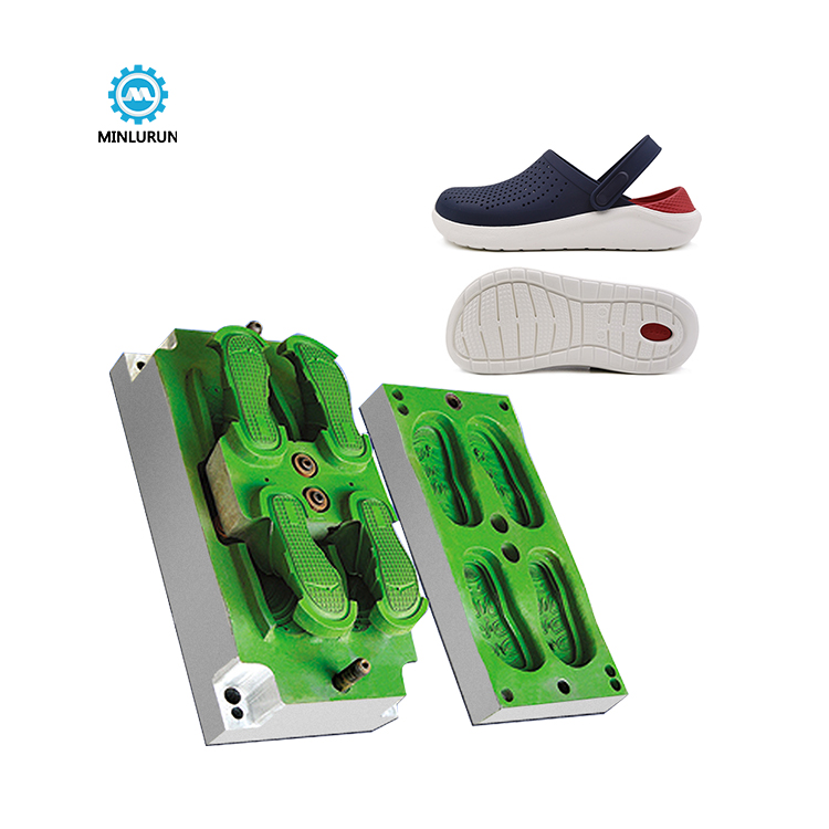 2020 Aluminum Eva Shoes Mold Garden Making Injection Mould For Mens And Womens