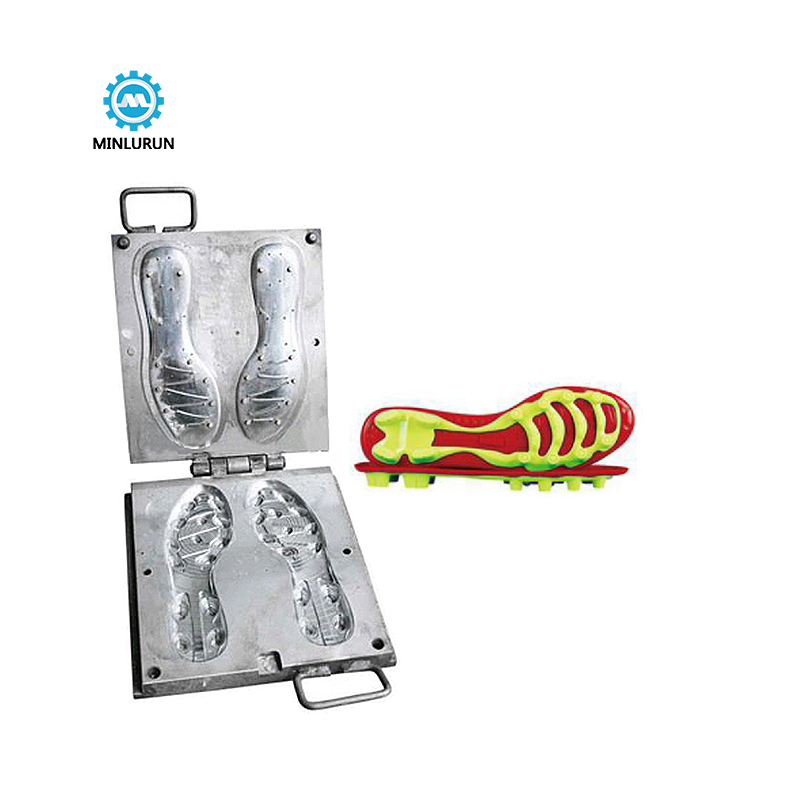 Tpu Injection Mold For Making Football Shoes Sole New Sports Shoe Soles Making In Jinjiang Sneaker Outsoles