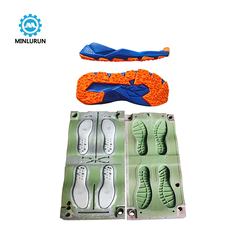 Yingrun Outsoles Footwear TPR Injection Mold Eva Foam Shoe Sole Mould Making For Comfortable Shoes