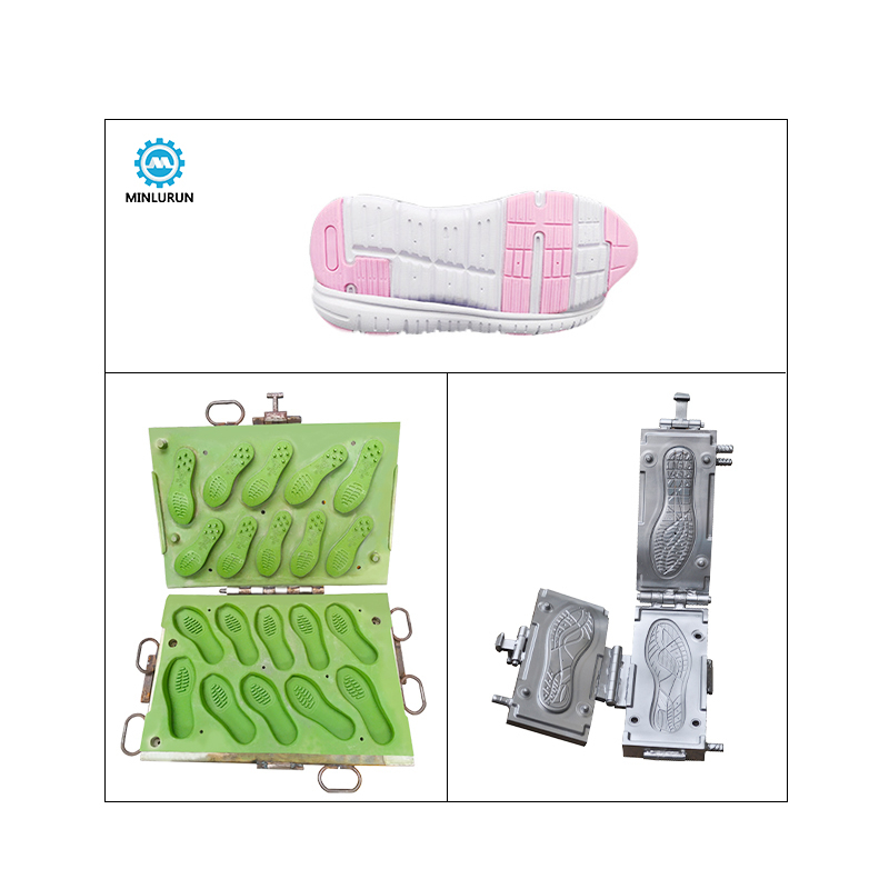 Jinjiang Mold Maker China Eva Tpr Shoe Sole Mould Making Men Shoes Soles For Dip Safety Sports