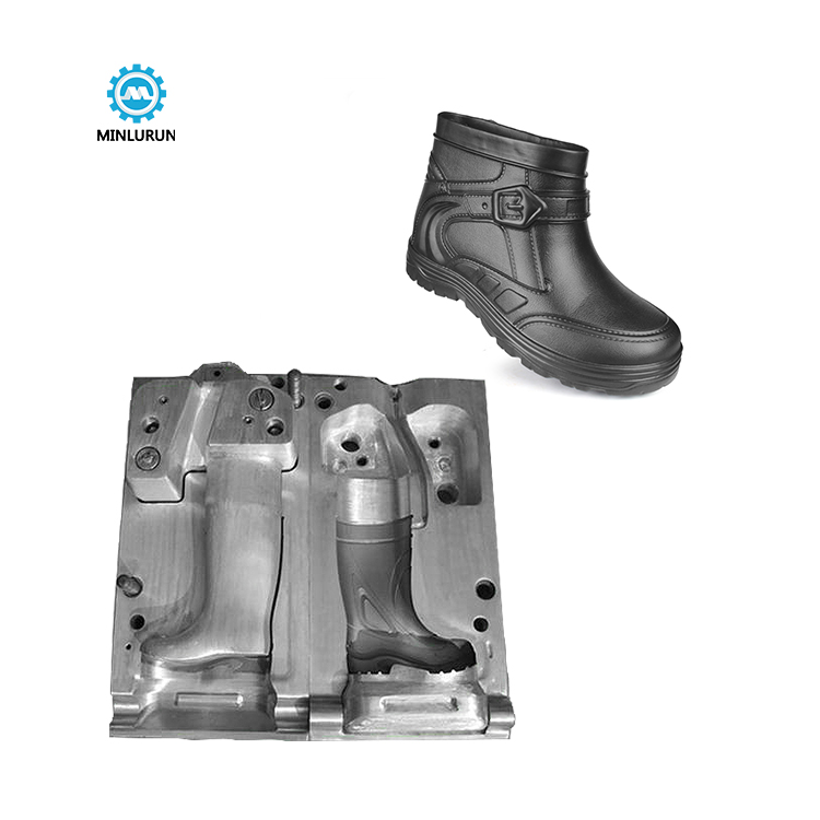 EVA safety rain boot mould injection shoe molds winter boots mold gumboots dies