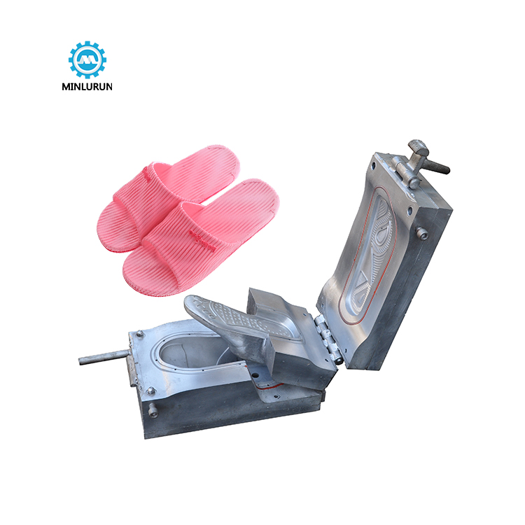 Brand New Automatic Blow Moulding Antislip Shoe Mold For Slipper