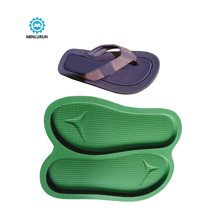 Slipper Embossing Insole Mold Casual Sole Mould For Summer Shoes