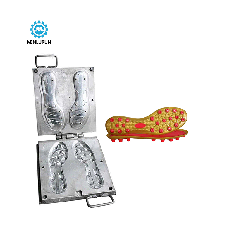 Tpu Injection Mold  For Making Hot Sale Wear-Resistance Sport Shoe Sole  For Football