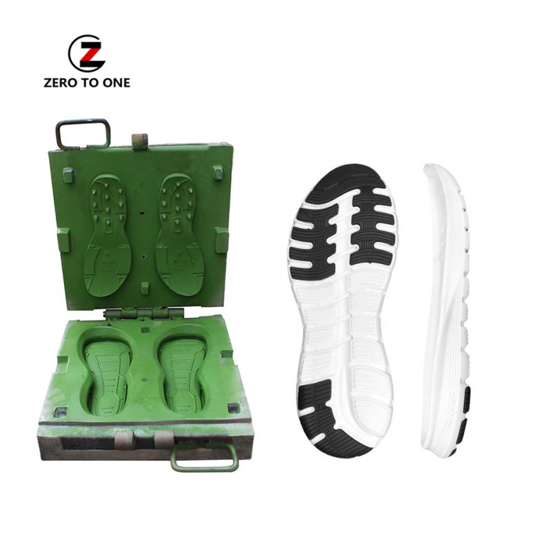 Wholesale Price China Italy Type Single Color Pvc And Tr Sole Mould - Eva Phylon Sole Mold With High Quality Mould Shoe Low Price – Yingrun