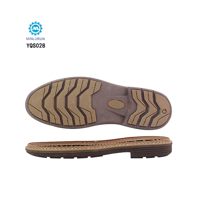 Good User Reputation for Strap Mould - Fashionable Design Thick Rubber + Jute Rope Casual Shoe Sole For Man – Yingrun