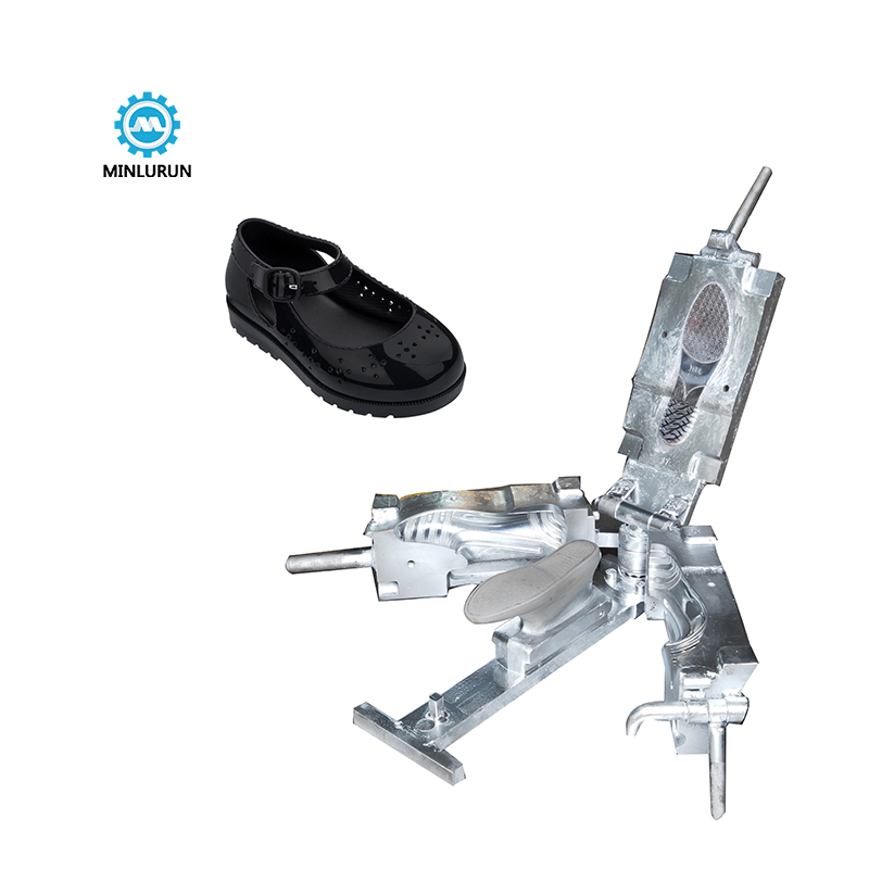 Jinjiang Manufacturer Jelly Shoe Molds producer PVC Injection Molding Die For Crystal Sandal OEM Service