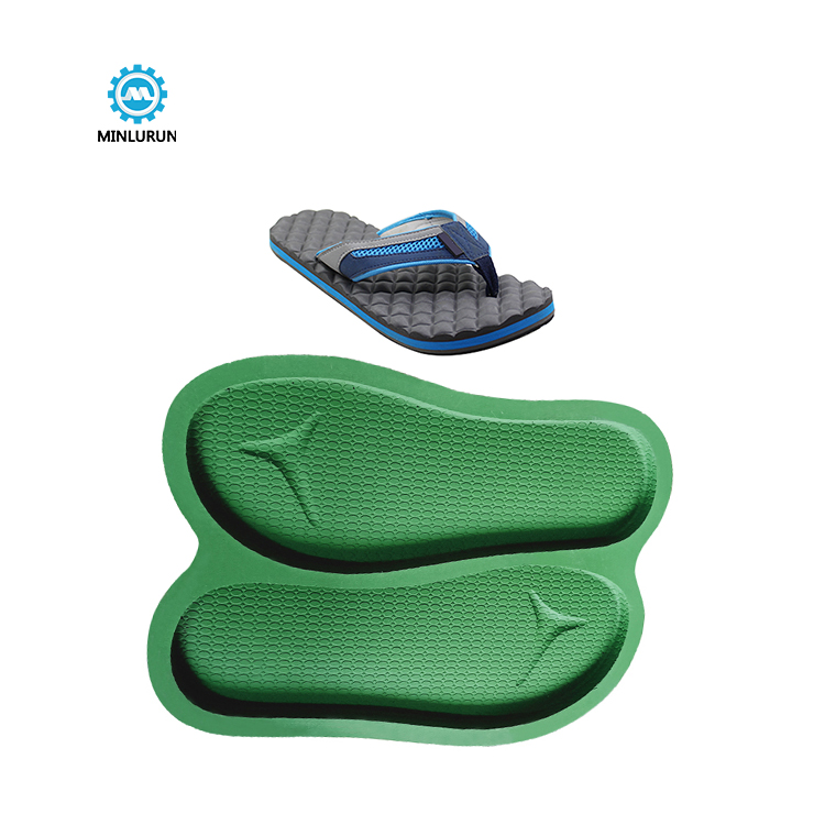 Slipper Embossing Insole Mold Aluminum Mould For Sole Making Summer Shoes