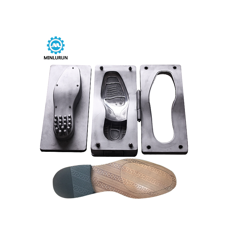 Yingrun Pu Sole Mold Work For Desma Machine Fashion Design Leather Shoe Mould Maker Gent Shoes Outsole