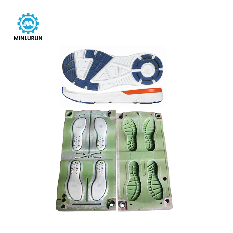 China Hot-Sale Products Rubber Sole Mould EVA Outsole Shoe Injection Mold Making