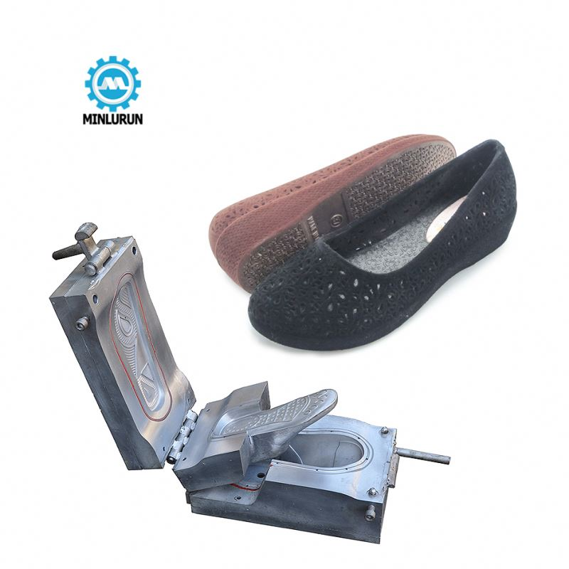 Factory Plastic Injection Flat Slipper Shoes Mold Fror Egypt