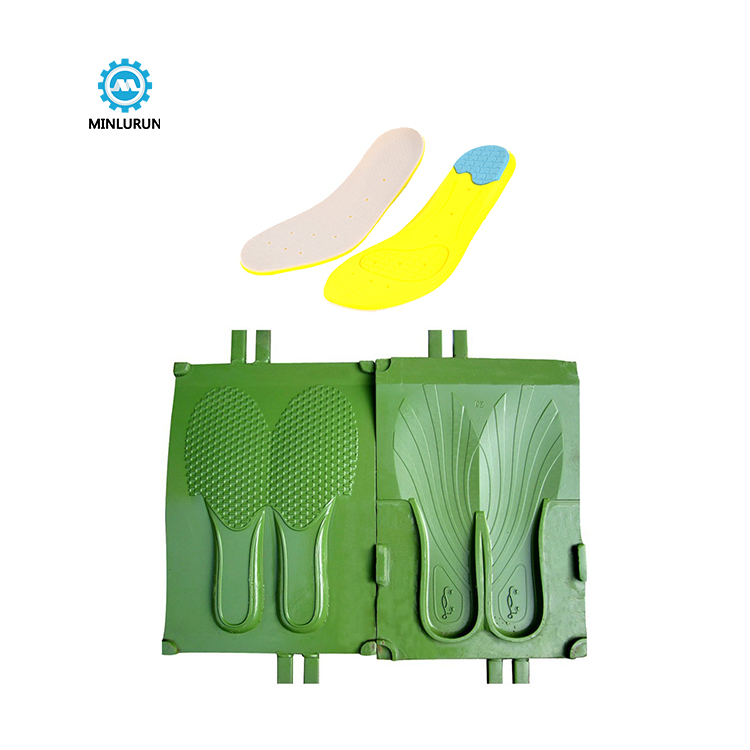 Eva Sheet Insole Mould Aureright Perforated Molded Removable Shoes Mold Die For Footwear