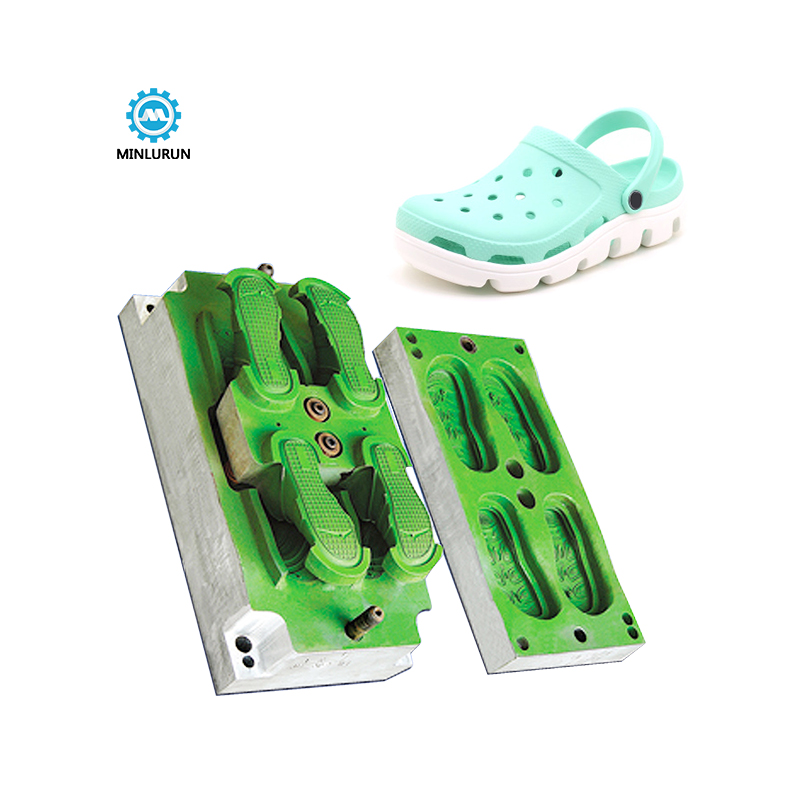 Hot- Sell Cheap Eva Garden Shoe Sole Mold For High Tenacity Volleyball Sneaker Made In China Rubber Shoes Soles Woulds