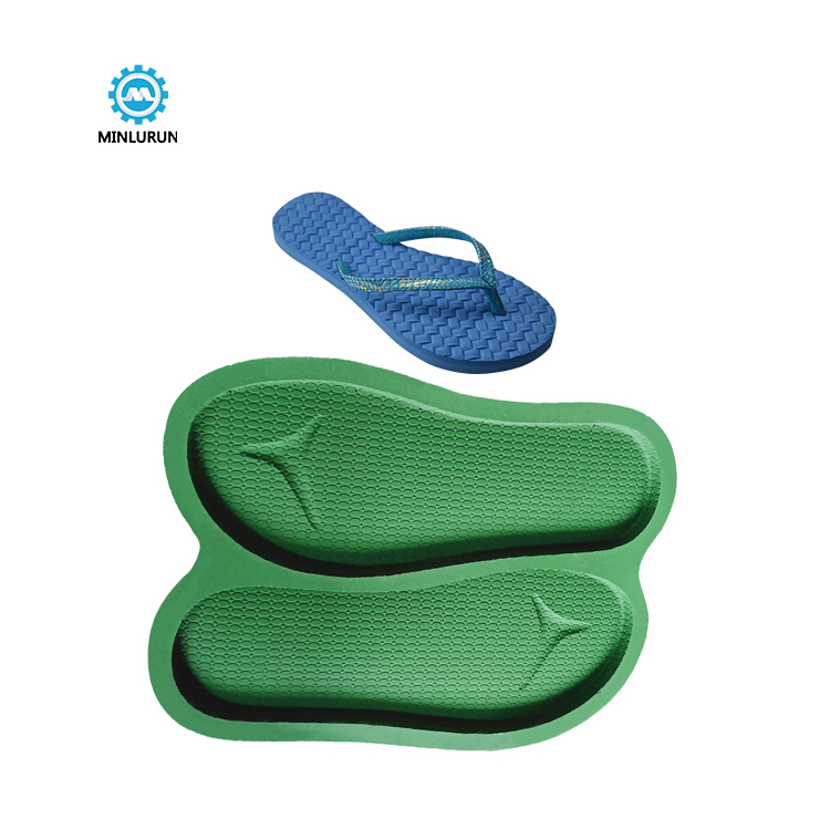 Slipper Embossing Insole Mold One Two Pairs Sole For Summer Shoes