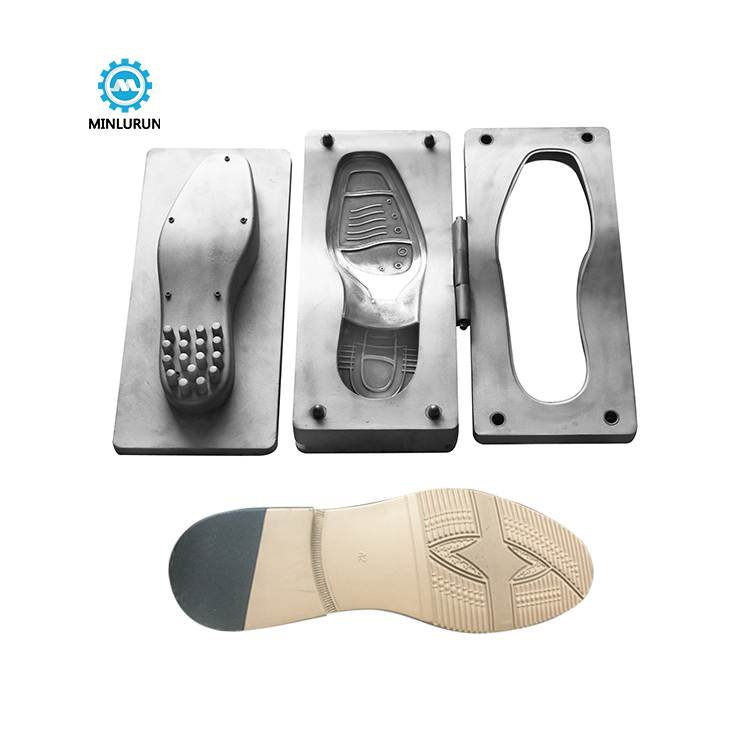 Minlurun Pu Sole Mold Work Italy Machine Cheap Price Moulds For Shoes Gent Outsole Mould