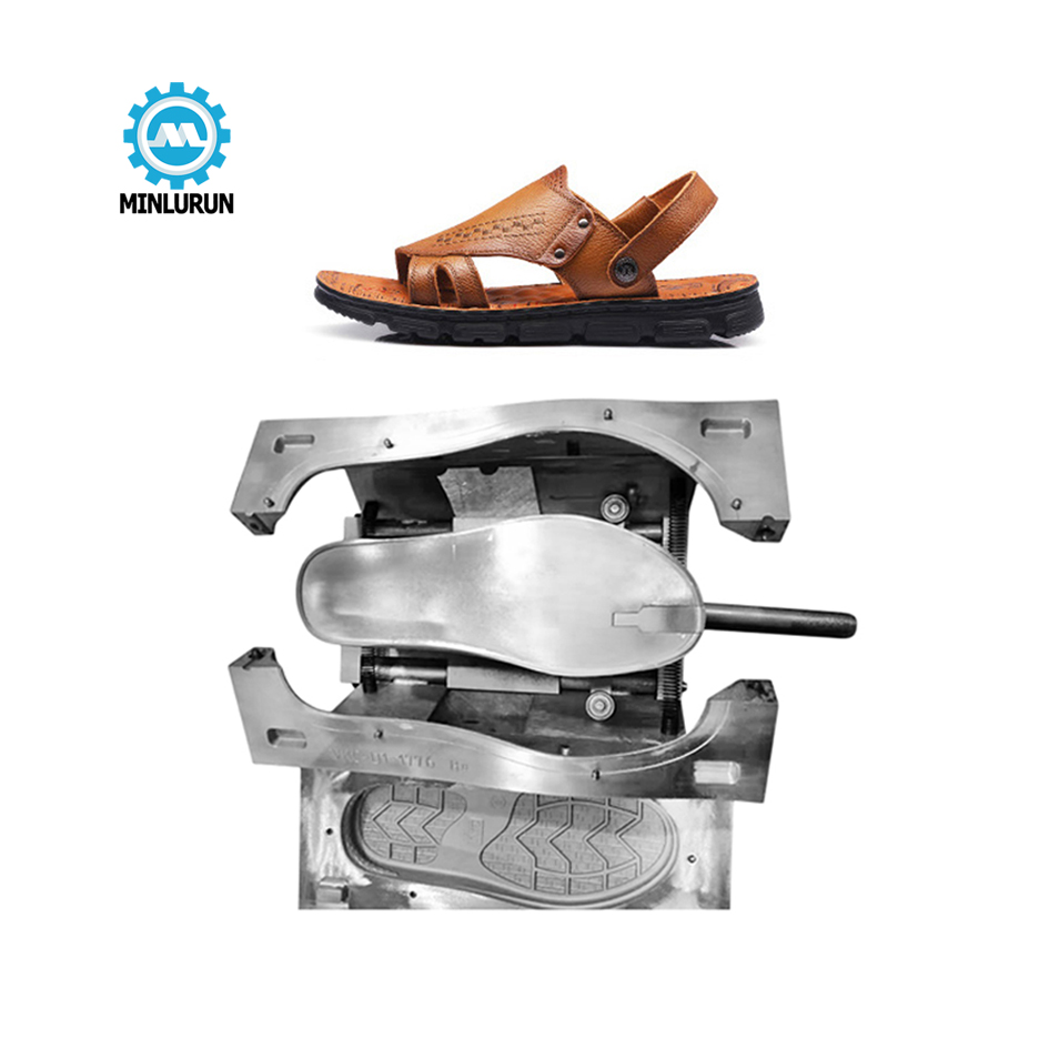 Shoe Outsoles Mold Sandal Sole Moulds For Shoes Dip Injection Making