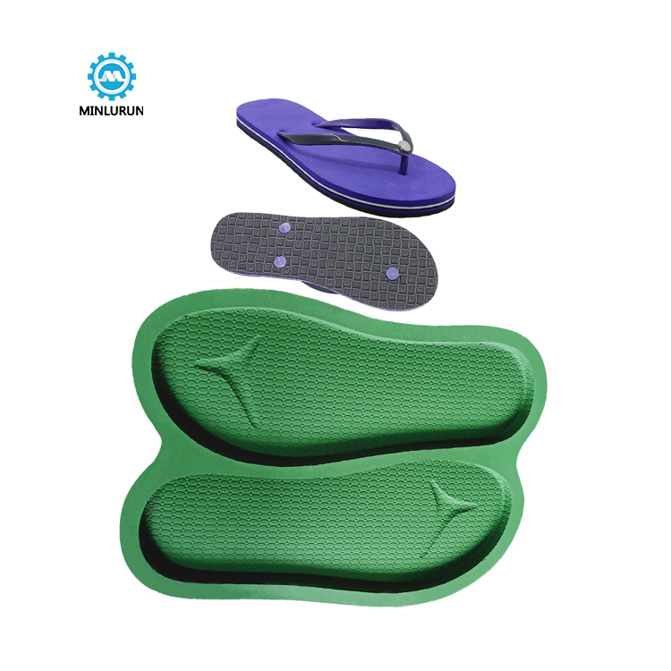 Slipper Embossing Insole Mold Compression Shoe Sole For Summer Shoes
