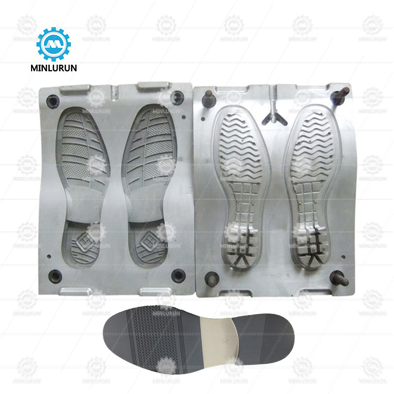 Flat Sole Running Shoes Moulding Footwear Moulds Making Shoe Soles Mold