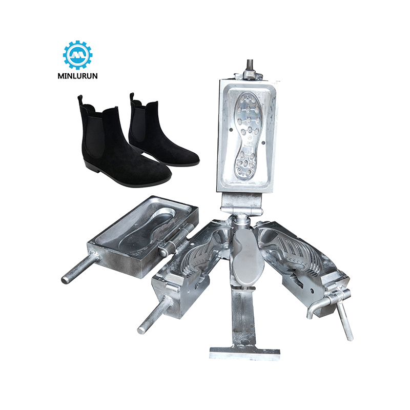 Newest Design Custom Outdoor Rain Boots Jelly Shoes High Quality Plastic Materials Pvc Injection Molds For Women Men