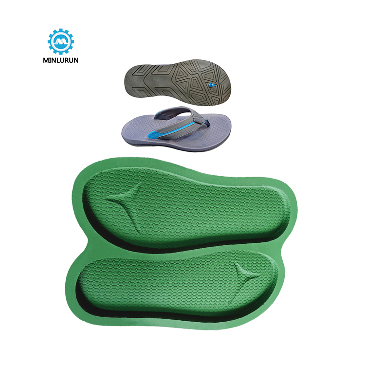 Slipper Embossing Insole Mold China Shoe Sole Mould Making Supplier For Summer Shoes