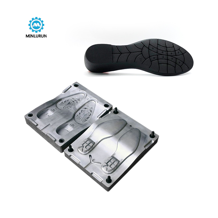 shoe sole synthetic rubber mold shoes outsole mould maker for footwear die