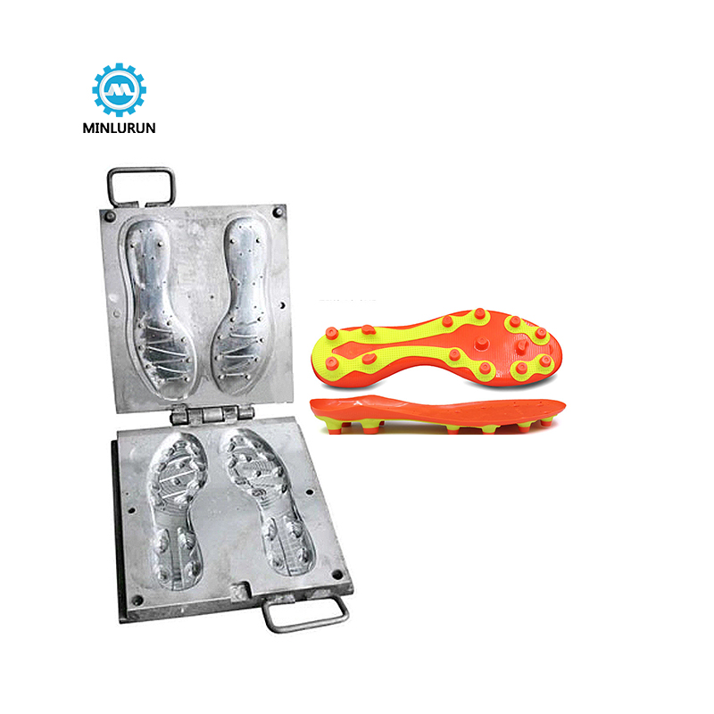 China Wholesale Customized Tpu Injection Mold For Making Football Shoe Sole For Women Sandal Casual