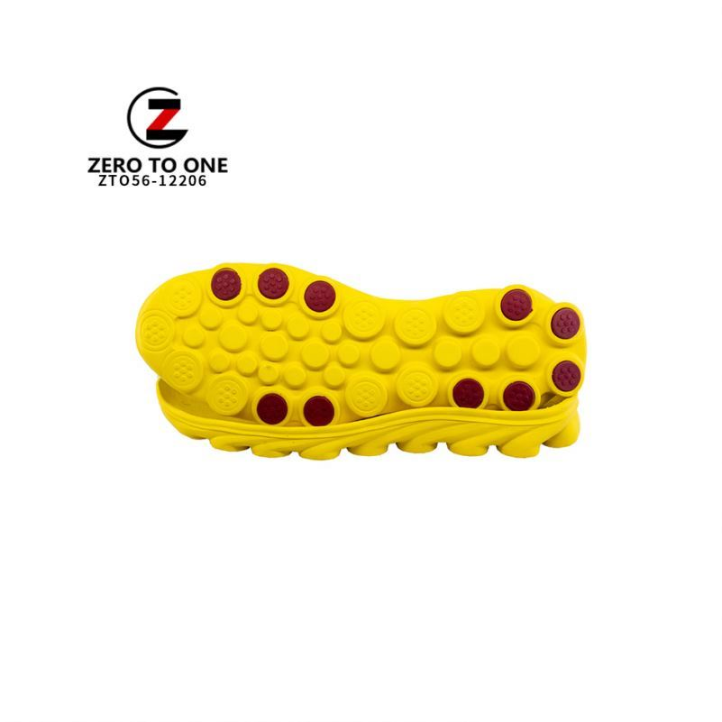 Lowest Price for Shoe Molding - Professional EVA Outsole Sports Shoes Sole For Boys Girls Basketball Shoes With Great Price – Yingrun