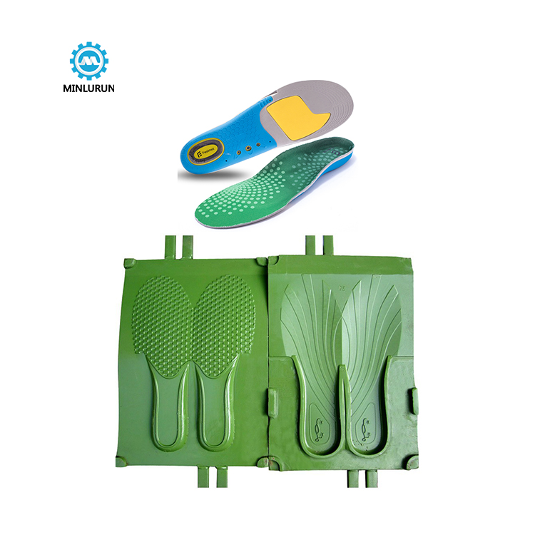 Eva Sheet Insole Mould Molded Shoes Mold Die For Footwear