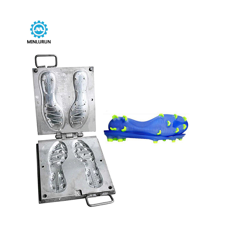 High Quality Tpu Injection Mold  For Anti Slip Sport Shoe Outsole For Soccer