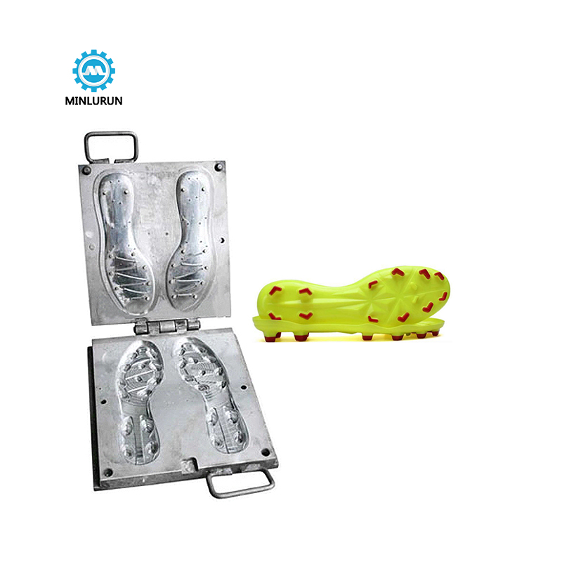 Excellent Quality Tpu Injection Mold For Making Sport Shoe Sole For Football  Walking