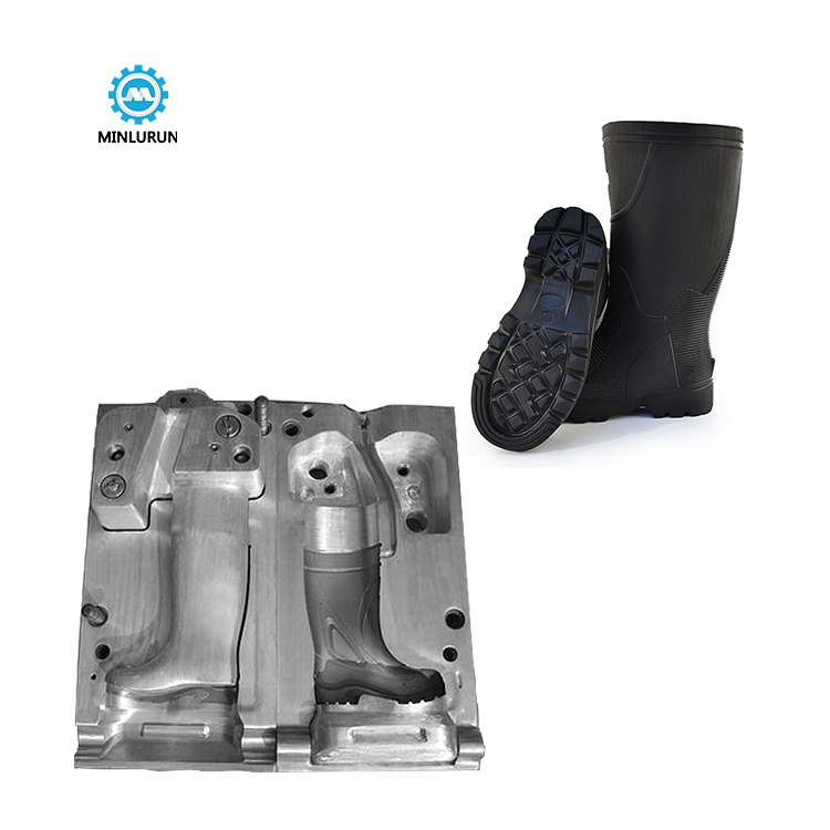 New Design Hot Selling Pvc Or Eva Shoe Mold Maker Aluminum Rain Boots Cnc Mould