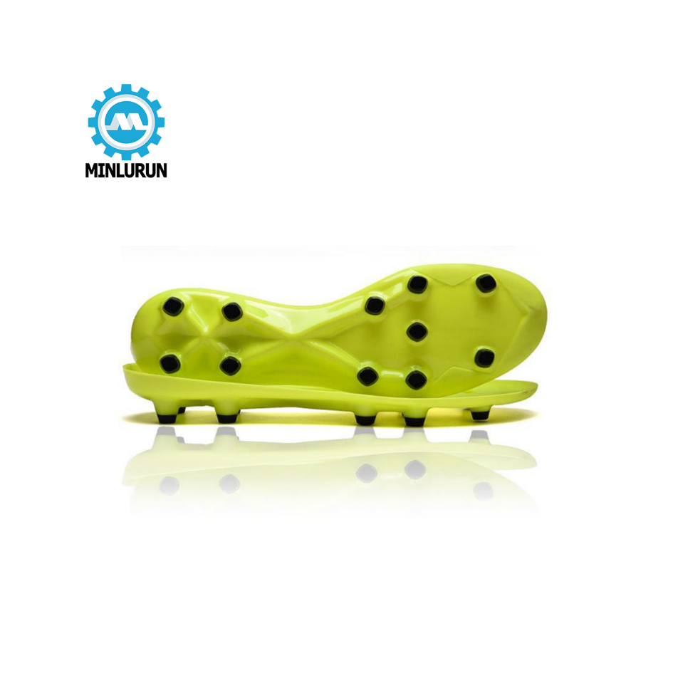 Newest Multi-Colored  TPU Soccer Shoe Outsoles