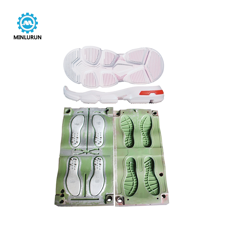Yingrun Factory Eva Outsoles Injection Mold With Foaming Mould One Time Moulding Moulds
